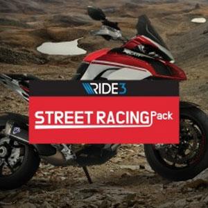 RIDE 3 Street Racing Pack