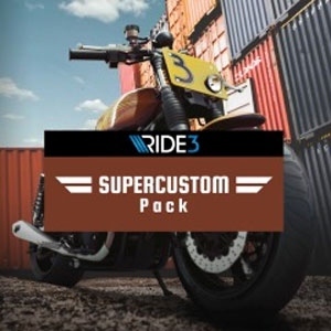 Buy RIDE 3 Supercustom Pack Xbox One Compare Prices