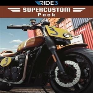 RIDE 3 Supercustom Pack