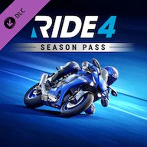 RIDE 4 Season Pass