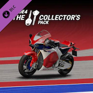 RIDE 4 The Collector's Pack