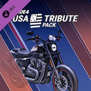 RIDE 4 USA Tribute Pack
