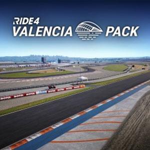 RIDE 4 Valencia Pack