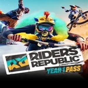 Riders Republic Year 1 Pass