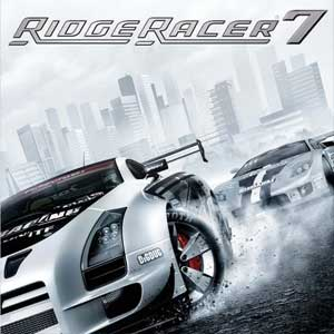 Buy Ridge Racer 7 PS3 Game Code Compare Prices