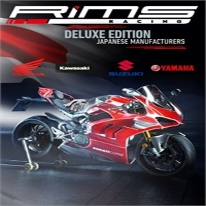 Buy RiMS Racing Japanese Manufacturers Deluxe PS5 Compare Prices