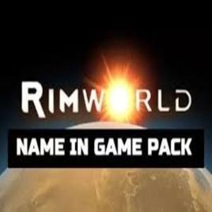 RimWorld Name in Game Pack