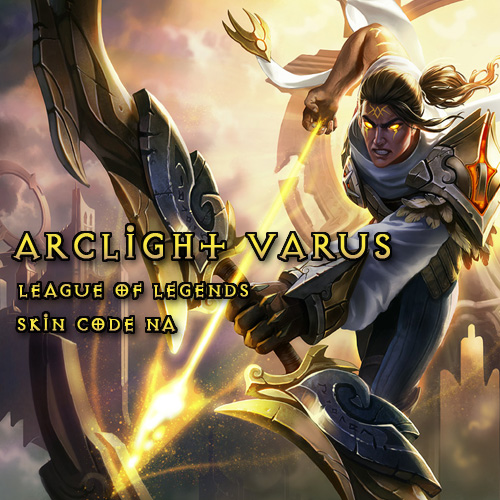 Buy Riot Arclight Varus League Of Legends Skin NA GameCard Code Compare Prices