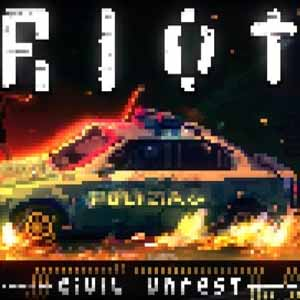 Buy RIOT Civil Unrest CD Key Compare Prices