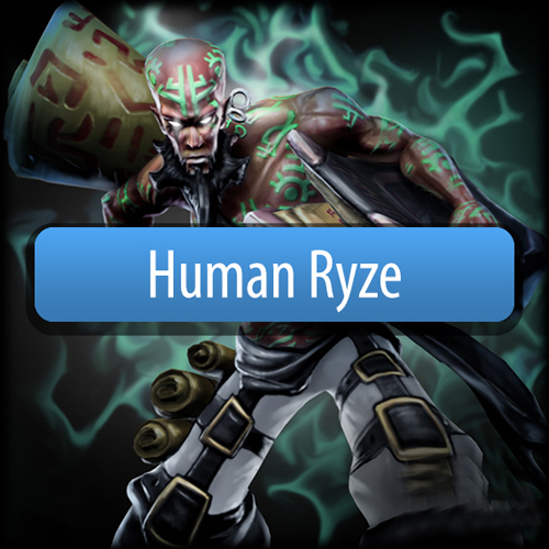 Buy Riot Human Ryze League Of Legends Skin GameCard Code Compare Prices