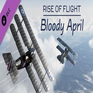 Rise of Flight Bloody April