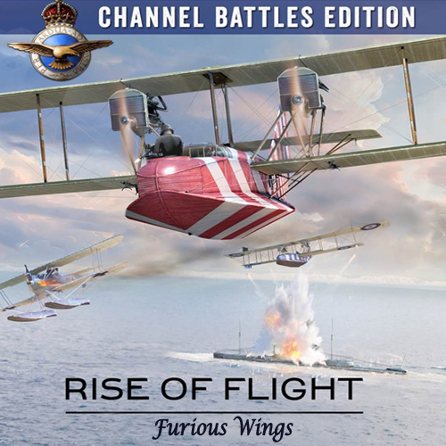 Buy Rise of Flight Channel Battles Edition Furious Wings CD Key Compare Prices