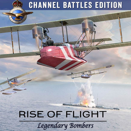 Buy Rise of Flight Channel Battles Edition Legendary Bombers CD Key Compare Prices