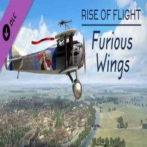 Rise of Flight Furious Wings