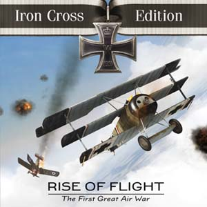 Rise of Flight Iron Cross Edition