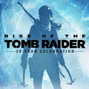 Buy Rise of the Tomb Raider 20 Year Celebration PS4 Game Code Compare Prices