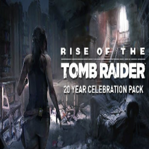 Buy Rise of the Tomb Raider 20 Year Celebration Pack CD Key Compare Prices