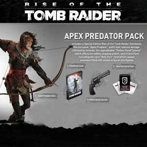 Buy Rise of the Tomb Raider Apex Predator Outfit Pack CD Key Compare Prices