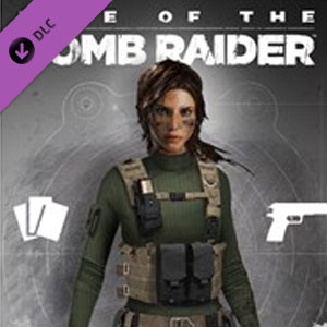 Rise of the Tomb Raider Siberian Ranger