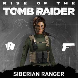 Rise of the Tomb Raider Siberian Ranger