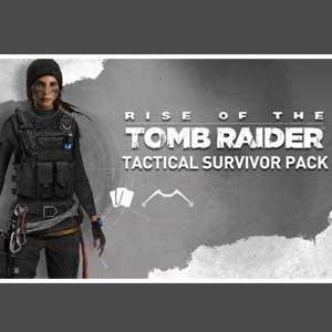 Buy Rise of the Tomb Raider Tactical Survivor Outfit Pack CD Key Compare Prices
