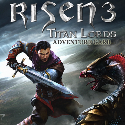 Risen 3 Titan Lords Adventure Garb
