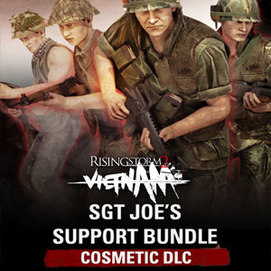 Buy Rising Storm 2 Vietnam Sgt Joe's Support Bundle CD Key Compare Prices