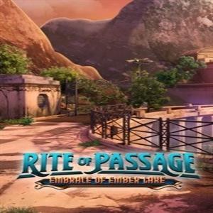 Rite of Passage Embrace of Ember Lake