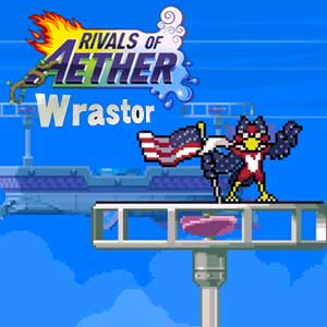 Rivals of Aether Spangled Wrastor