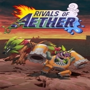 Rivals of Aether Sylvanos and Elliana