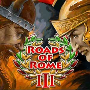 Buy Roads of Rome 3 CD Key Compare Prices