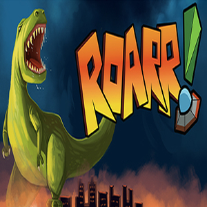 Roarr The Adventures of Rampage Rex