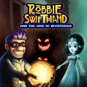 Buy Robbie Swifthand and the Orb of Mysteries Nintendo Switch Compare Prices
