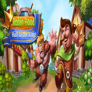 Robin Hood Hail to the King