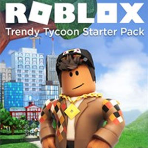 ROBLOX Trendy Tycoon Starter Pack