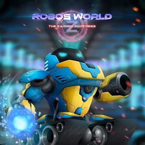 Robos World The Zarnok Fortress