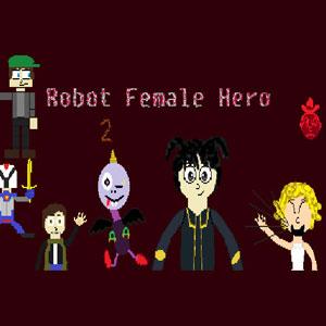 Robot Female Hero 2