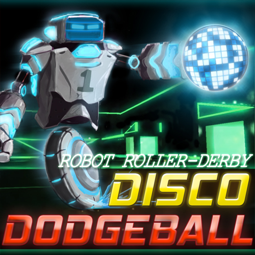Buy Robot Roller-Derby Disco Dodgeball CD Key Compare Prices