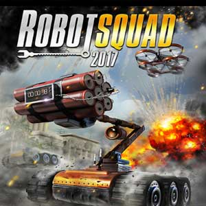 Buy Robot Squad Simulator 2017 CD Key Compare Prices