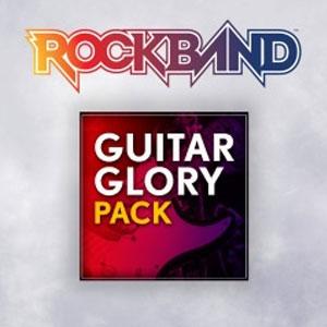 Rock Band 4 Guitar Glory Pack