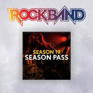 Rock Band 4 Rivals Bundle Season 19 Season Pass