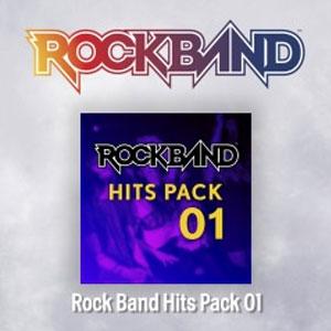 Rock Band 4 Rock Band Hits Pack 01