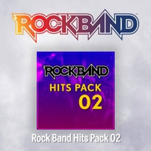 Rock Band 4 Rock Band Hits Pack 02