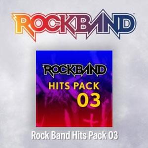 Rock Band 4 Rock Band Hits Pack 03