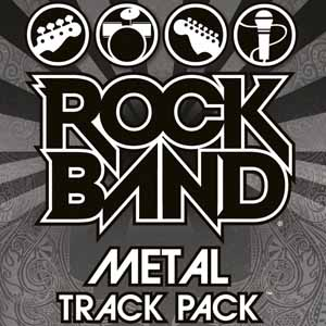 Buy Rock Band Metal Track Xbox 360 Code Compare Prices