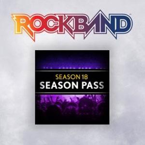 Rock Band Season 18 Season Pass