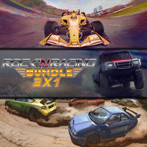 Rock N Racing Bundle 3 in 1