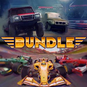 Rock N Racing Bundle Off Road & Grand Prix