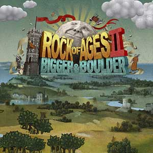 Buy Rock of Ages 2 Bigger & Boulder CD Key Compare Prices