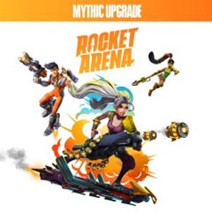 Rocket Arena Mythic Upgrade